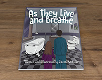 """As They Live and Breathe"" Book Cover"