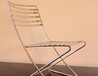 Miniatura da cadeira Parc Centre Chair