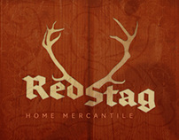 Logo Exploration for Red Stag