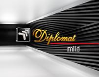 Diplomat Mild Cigarette