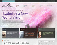 Esalen Institute Web Site