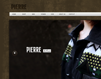 Pierre Web Design