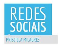 Redes Sociais • editorial lookbook