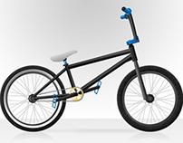 Webkit Bike Designer