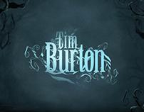 Box coleção Tim Burton