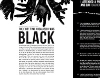 "Journey Mag: ""The First Time I Realized I was Black"""