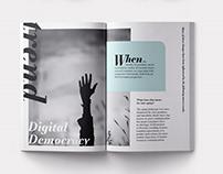 Magazine Production Beauty