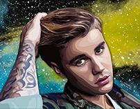 Illustration for Justin Bieber