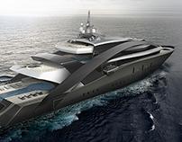 Mega Yacht - 2013