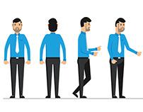 Ten Insurance - Character Design