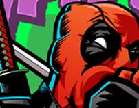 Deadpool - Poster Posse