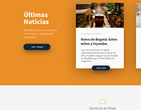 Redesign MinTransporte