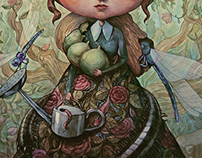 The Garden Queen