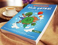 İyilik Çetesi Kitap Kapak Tasarımı / Book Cover Design