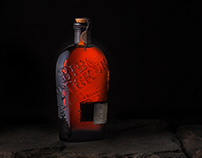 Bottle and Label Photography