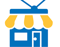 Tienda TV Logo Design