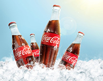 Coca Cola Frozen
