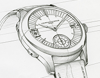 Laurent Ferrier Press Sketches