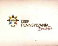 Keep Pennsylvania Beautiful - Brand Identity