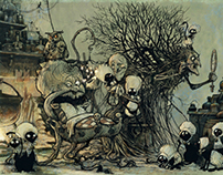 Sony Pictures Animation (2009) - The Witch