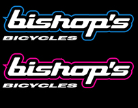 Bishop's Cycling Team Branding