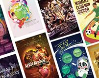 Various Poster Designs