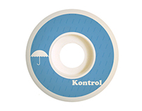 Kontrol Skateboard Wheels