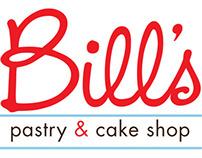 Bill's Pastry Identity