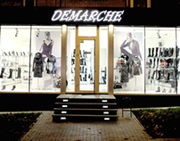 Demarche boutique (Kharkiv, Ukraine)