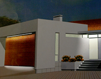 Private residence. Lighting system design