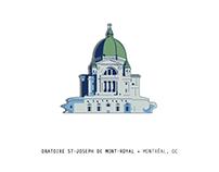 Oratoire St-Joseph • Montréal, QC