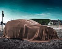 Mercedes B Series Banner