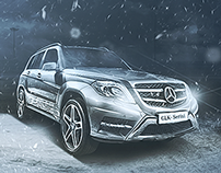 Mercedes All Series Banner
