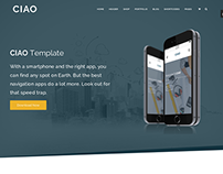CIAO – Responsive Multi-Purpose WordPress Theme