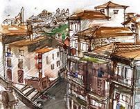 Porto ♥  / sketches