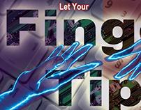 """Let Your Fingertips do the Walking"""