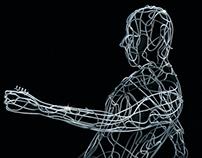 Pessoas de Arame • Wire People