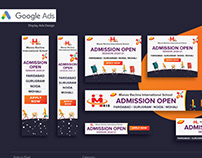 Google Display Ads for different display networks