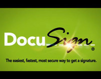 User Experience Designs at DocuSign