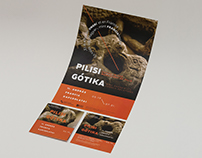 Pilisi Gótika | Exhibition design