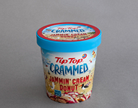 Crammed Ice Cream