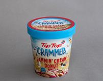 Crammed Ice Cream