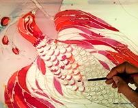 SamiArt Public Silk Painting DocuFilm