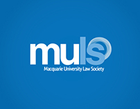 Macquarie University Law Society Re-brand