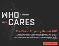 Who Cares - Brand Empathy Report