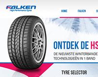 Web design Falken NL