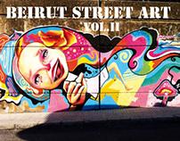 Beirut Street Art Vol.II