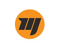 Magazinul de Jante logo concept