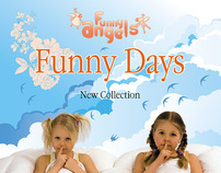Funny Days Booklet
