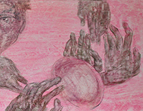 «Your destiny is in your hands» 35x90